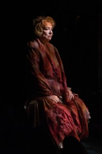 Joan Bryans as Hecuba Credit:  Lee Buckley