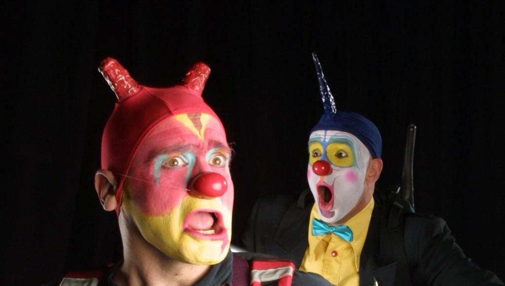 John Turner and Michael Kennard Credit: Gary Mulcahey