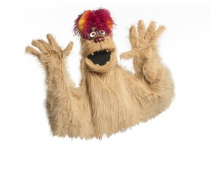 Trekkie Monster Credit: Emily Cooper