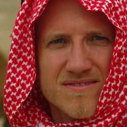 Tim C. Murphy in Kuwaiti Moonshine