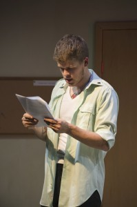 Mik Bryskov as Michael Credit: David Cooper
