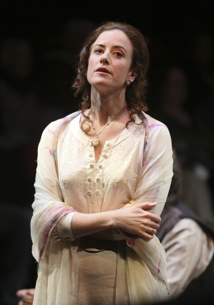 Luisa Jojic as Yelena Credit: Tim Matheson