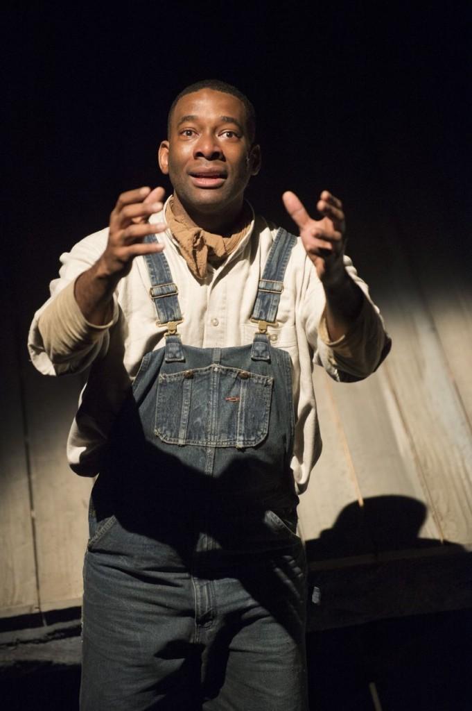 Daren Herbert as Floyd Credit: David Cooper