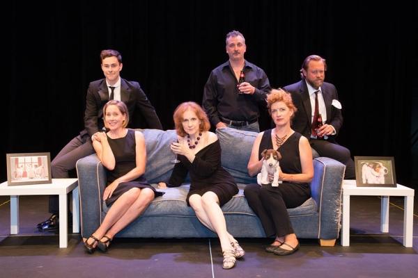 Back: Mike Gill, Derek Metz, Mike Wasko Front: Jillian Fargey, Erla Faye Forstyh, Colleen Wheeler