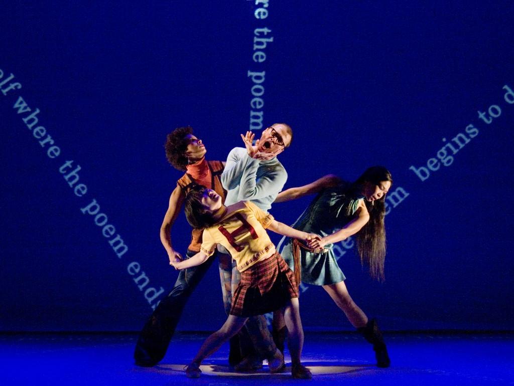 Jennifer Dahl, Naoko Murakoshi, Graham McKelvie and Andrea Nann Credit: John Lauener