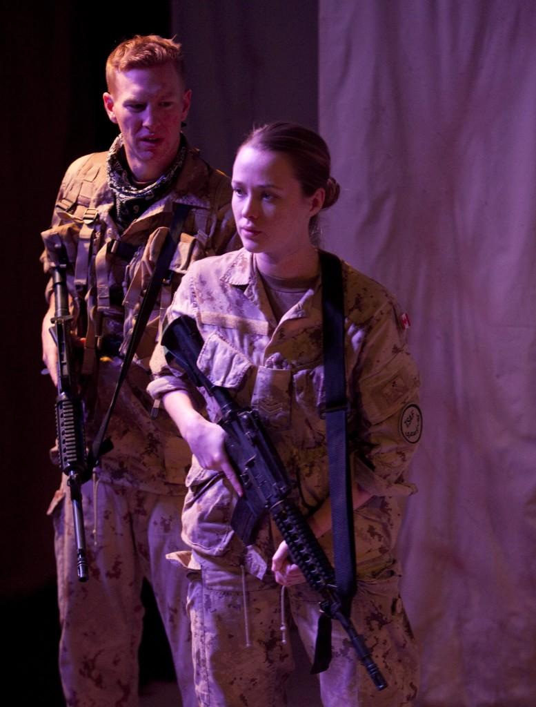 Zac Scott and Kate Dion-Richard Credit: Tim Matheson