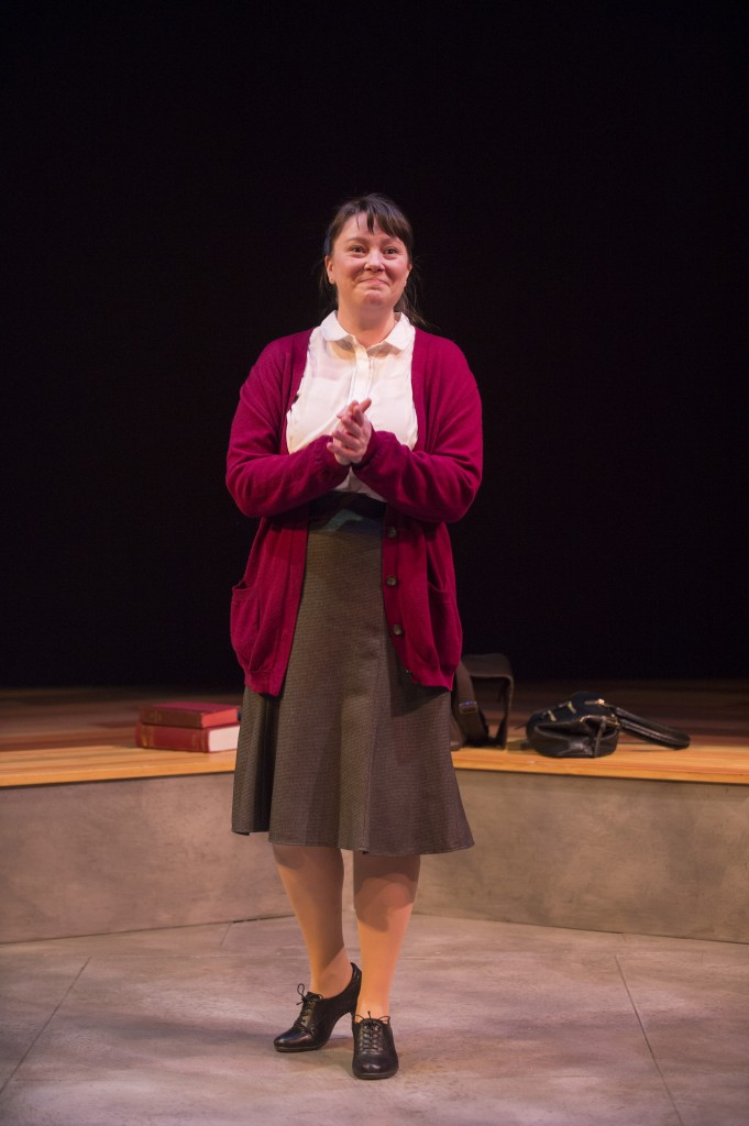 Jenny Wasko-Paterson as Sister Judy Credit: David Cooper