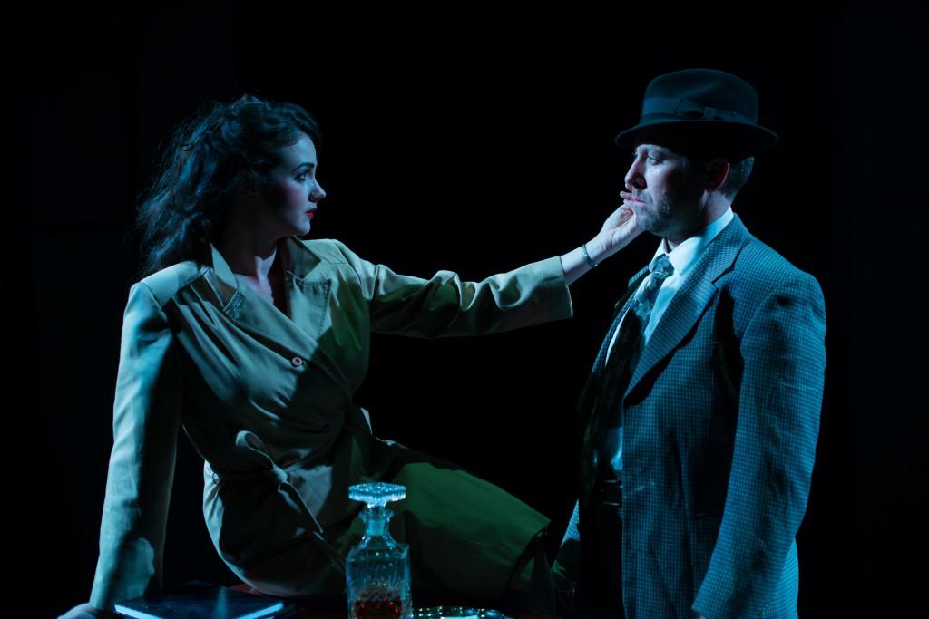 Emma slipp and Graham Percy Credit: Benjamin Laird Arts & Photo