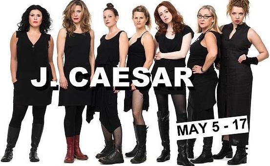Medina Hahn, Caroline Cave, Tracey Power, Erin Moon, Amanda Lisman, Susinn McFarlen and Pippa Mackie