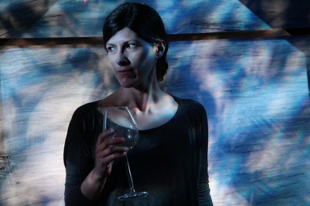 Sandra Medeiros as Betty Credit: Angelo Renai