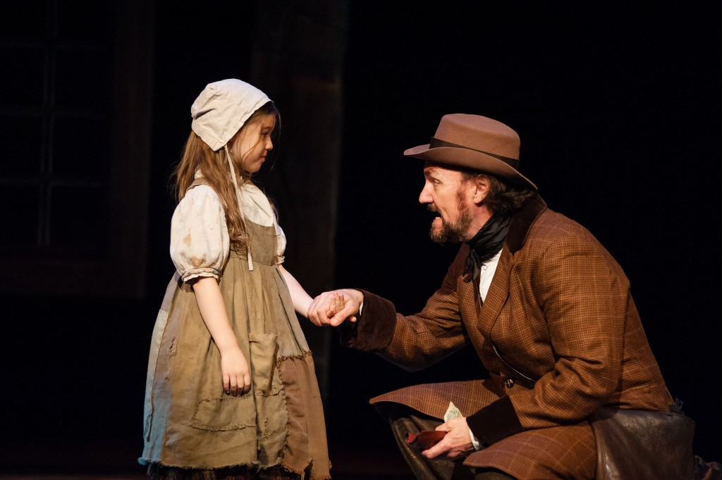 Jaime Olivia MacLean and Kieran Martin Murphy Credit: Ross den Otter