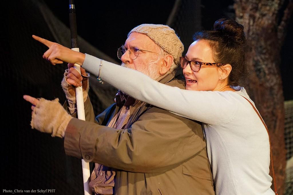 Jay Brazeau and Emilie Leclerc (as Sandra)