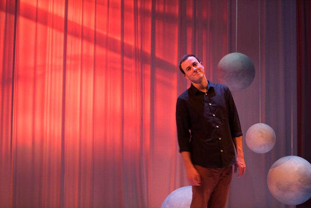Cory Haas as Jeremy Credit: Emily Cooper