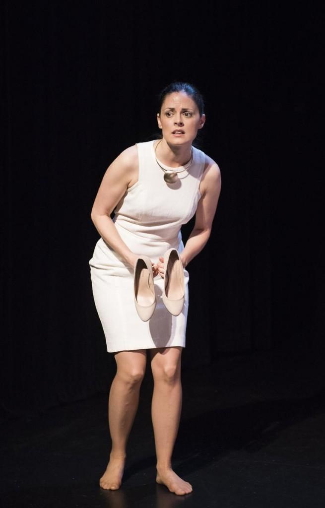 Jessica Heafey as Bridget Credit: Emily Cooper