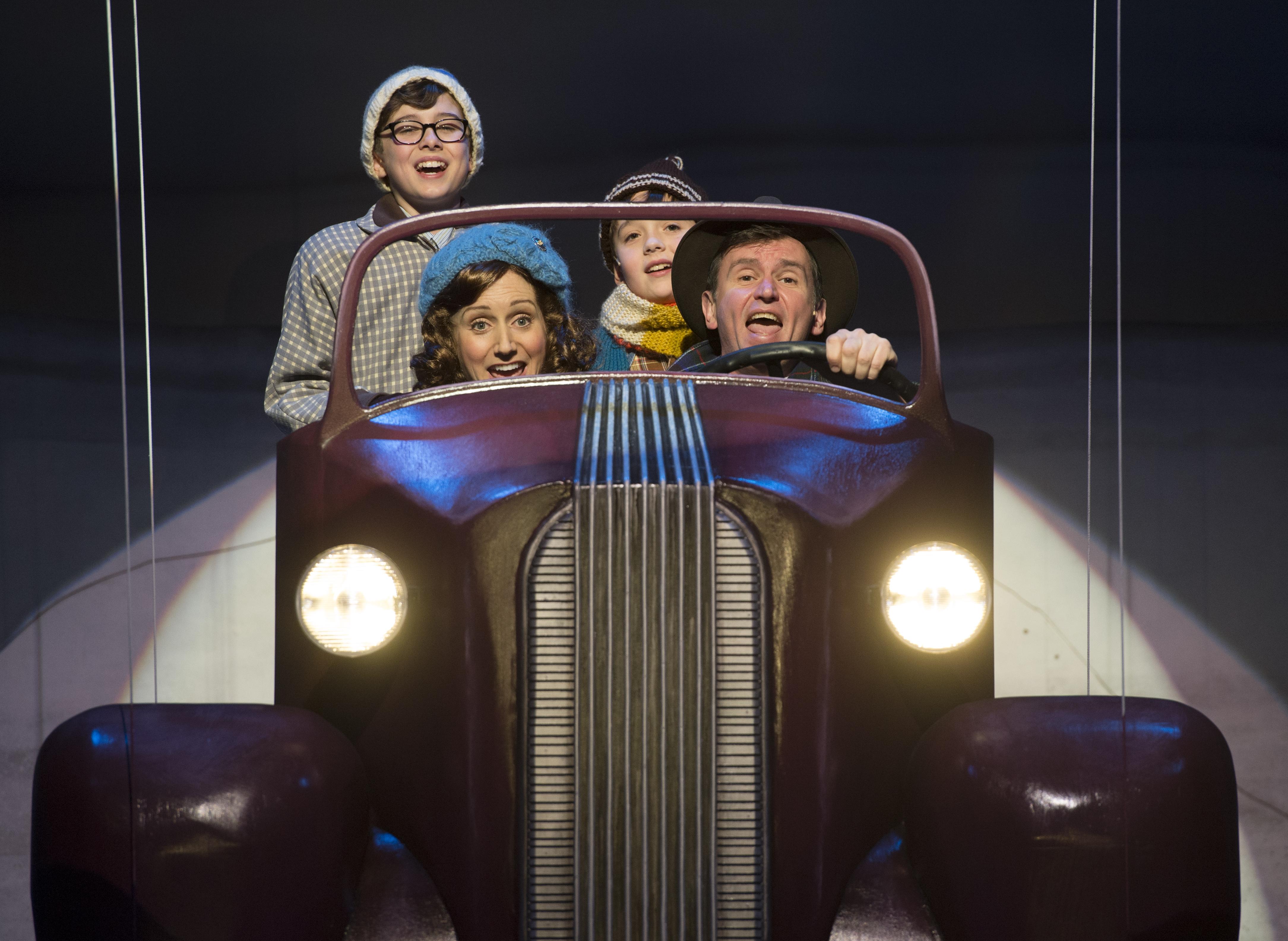 A Christmas Story: The Musical – Jo Ledingham