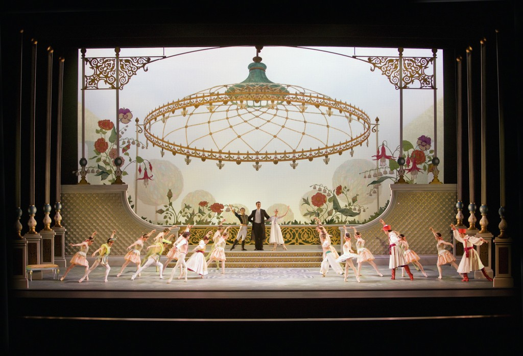 Company Dancers in Alberta Ballet's The Nutcracker
