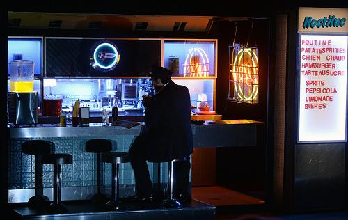 Robert Lepage Credit: Erikk Labbé