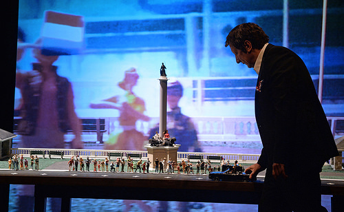 Robert Lepage Credit: Erik Labbé