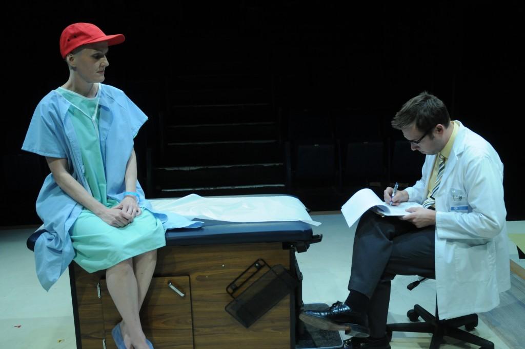 Katharine Venour and Dan Amos Credit: Dan Amos