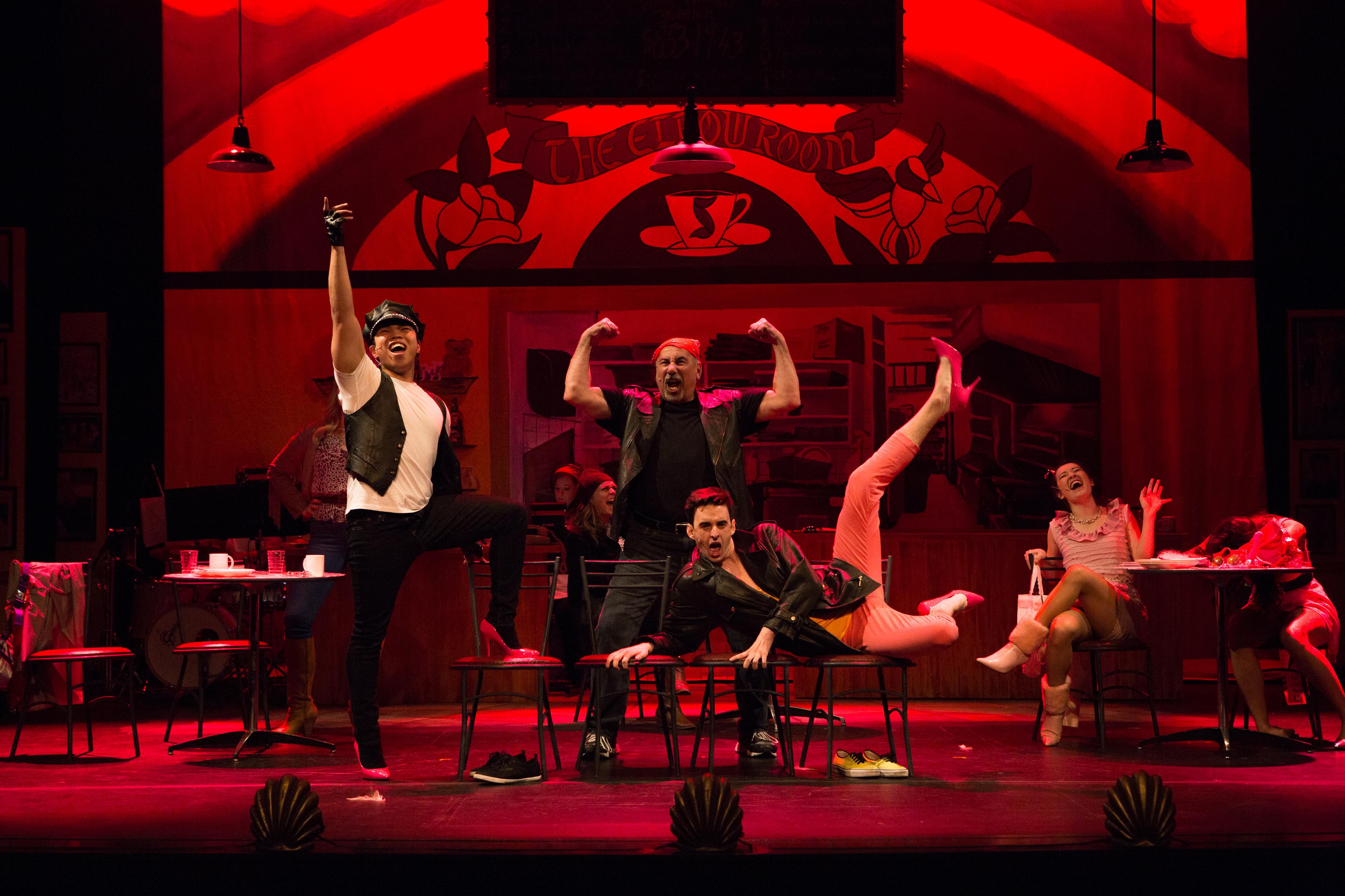 Elbow Room Cafe: The Musical – Jo Ledingham